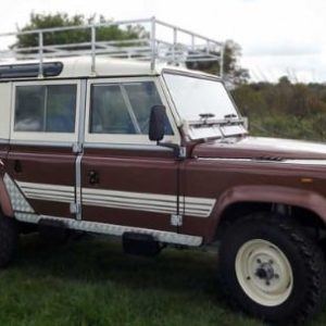 1983 Land Rover 110 Service And Repair Manual