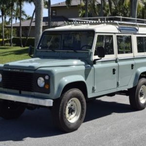 1984 Land Rover 110 Service And Repair Manual