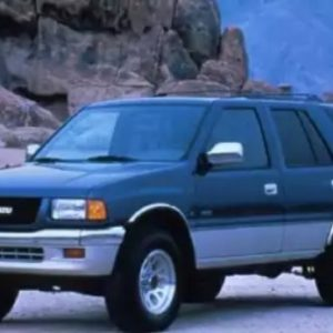1995 Rodeo
