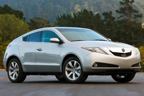2010 ACURA ZDX SERVICE AND REPAIR MANUAL on