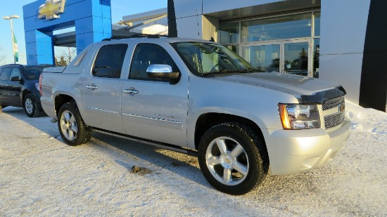 2011 Chevrolet Avalanche Service And Repair Manual