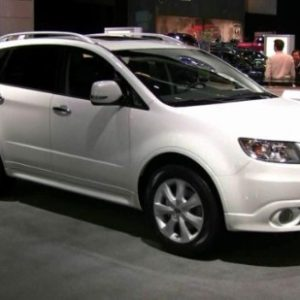 subaru tribeca repair manual