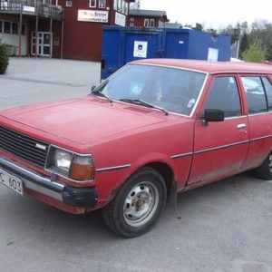 1985 Mazda 323 3rd gen Service And Repair Manual