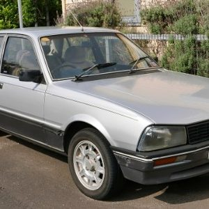 1981 Peugeot 505 Service And Repair Manual