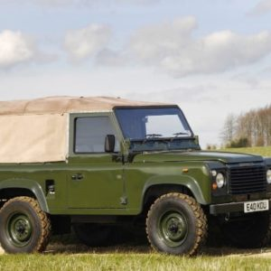 1983 Land Rover 90 Service And Repair Manual