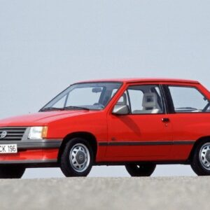 1982 Opel Corsa A Service And Repair Manual