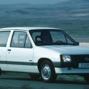 1983 Opel Corsa A Service And Repair Manual