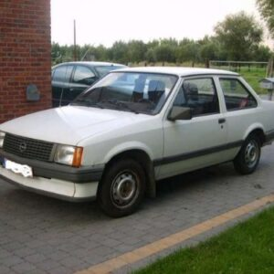 1984 Opel Corsa A Service And Repair Manual