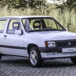 1985 Opel Corsa A Service And Repair Manual
