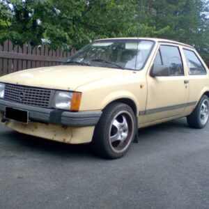 1986 Opel Corsa A Service And Repair Manual