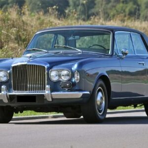 1971 Bentley Corniche I Service And Repair Manual