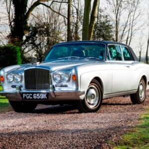 1972 Bentley Corniche I Service And Repair Manual