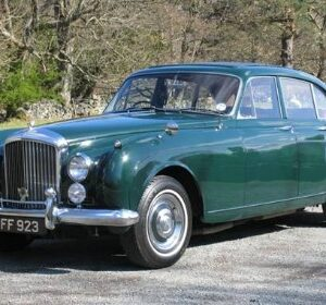 1973 Bentley Corniche I Service And Repair Manual
