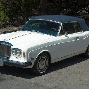 1974 Bentley Corniche I Service And Repair Manual