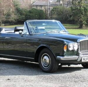 1976 Bentley Corniche I Service And Repair Manual