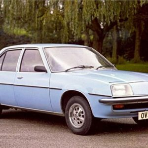 1975 Vauxhall Cavalier A Service and Repair Manual