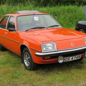 1976 Vauxhall Cavalier A Service and Repair Manual