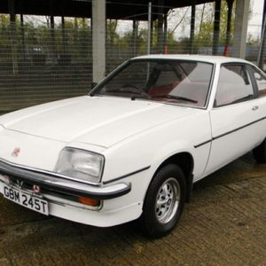 1979 Vauxhall Cavalier A Service and Repair Manual