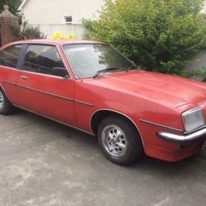 1980 Vauxhall Cavalier A Service and Repair Manual