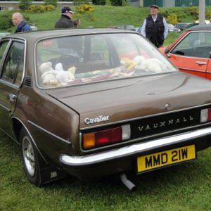 1981 Vauxhall Cavalier A Service and Repair Manual
