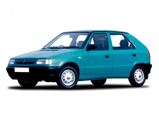 1998 Skoda Felicia Service and Repair Manual