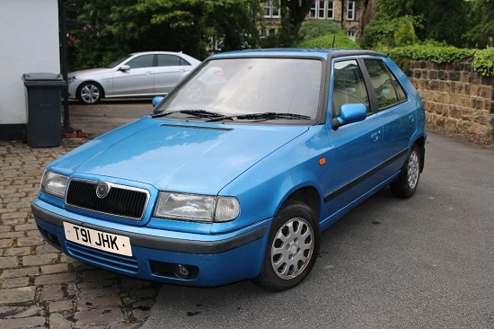 1999 Skoda Felicia Service and Repair Manual