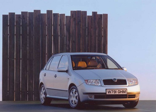 2000 Skoda Fabia (1st gen) Service and Repair Manual