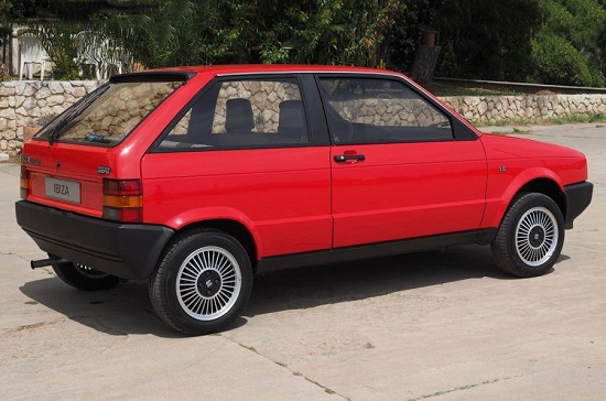 1984 Seat Ibiza (1st gen) Service and Repair Manual