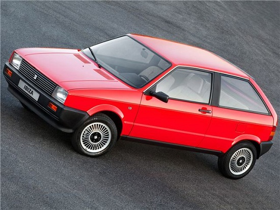 1985 Seat Ibiza (1st gen) Service and Repair Manual