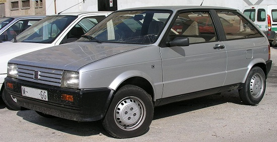 1986 Seat Ibiza (1st gen) Service and Repair Manual