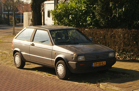 1989 Seat Ibiza (1st gen) Service and Repair Manual