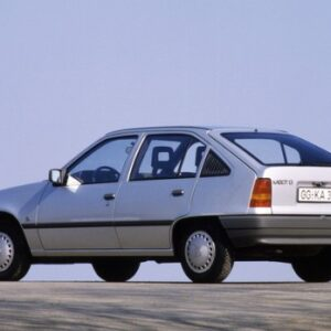 1984 Opel Kadett E Service And Repair Manual