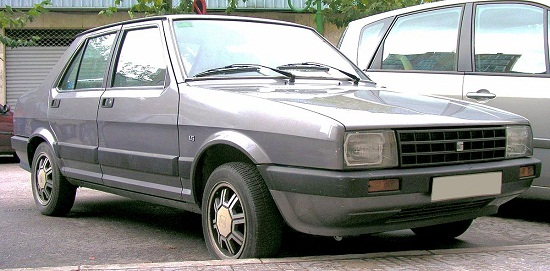 1985 Seat Malaga Service and Repair Manual