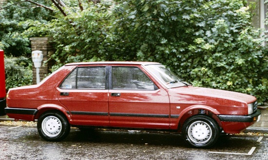 1987 Seat Malaga Service and Repair Manual