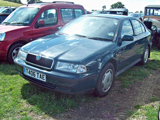 1998 Skoda Octavia (1st gen) Service and Repair Manual