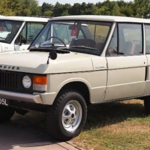 1981 Land Rover Range Rover 1st gen Service And Repair Manual