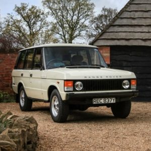1982 Land Rover Range Rover 1st gen Service And Repair Manual