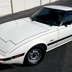 1981 Mazda RX-7 1st gen Service And Repair Manual