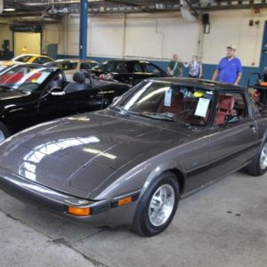 1983 Mazda RX-7 1st gen Service And Repair Manual