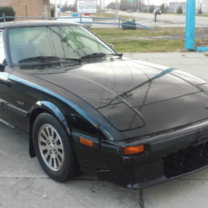1985 Mazda RX-7 1st gen Service And Repair Manual