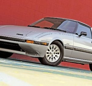 1984 Mazda RX-7 2nd gen Service And Repair Manual