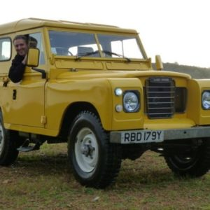 1982 Land Rover Series III Service And Repair Manual