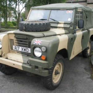 1983 Land Rover Series III Service And Repair Manual