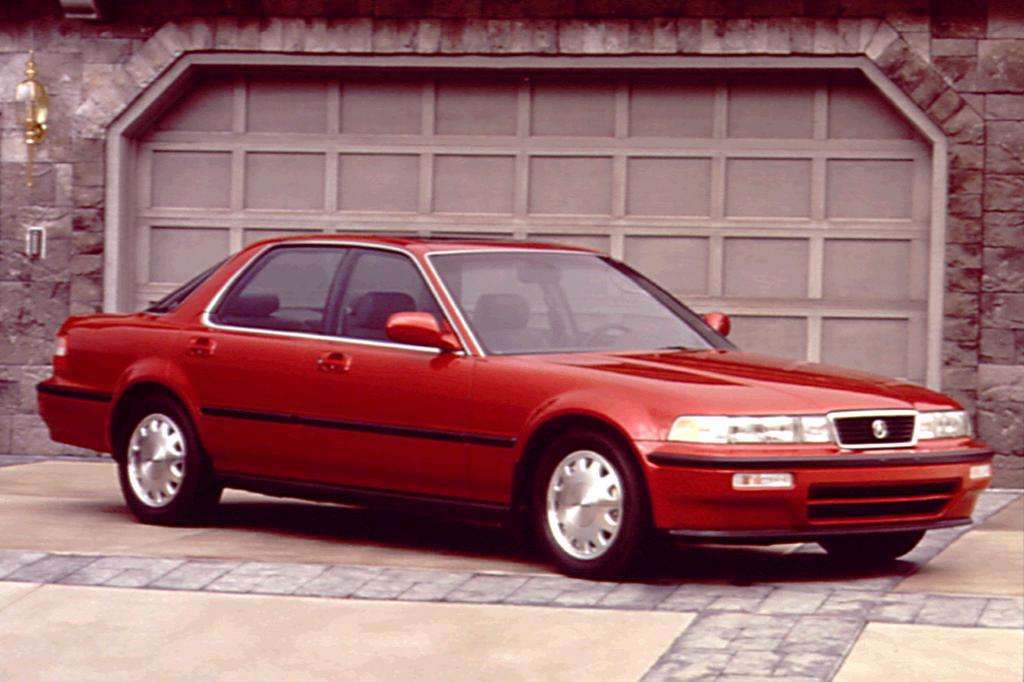 1992 acura vigor service and repair manual rh repairmanualnow com Acura Legend Coupe Acura TLX