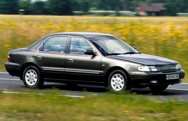 1995 kia clarus service and repair manual rh repairmanualnow com Kia Cerato Kia Clarus Interior