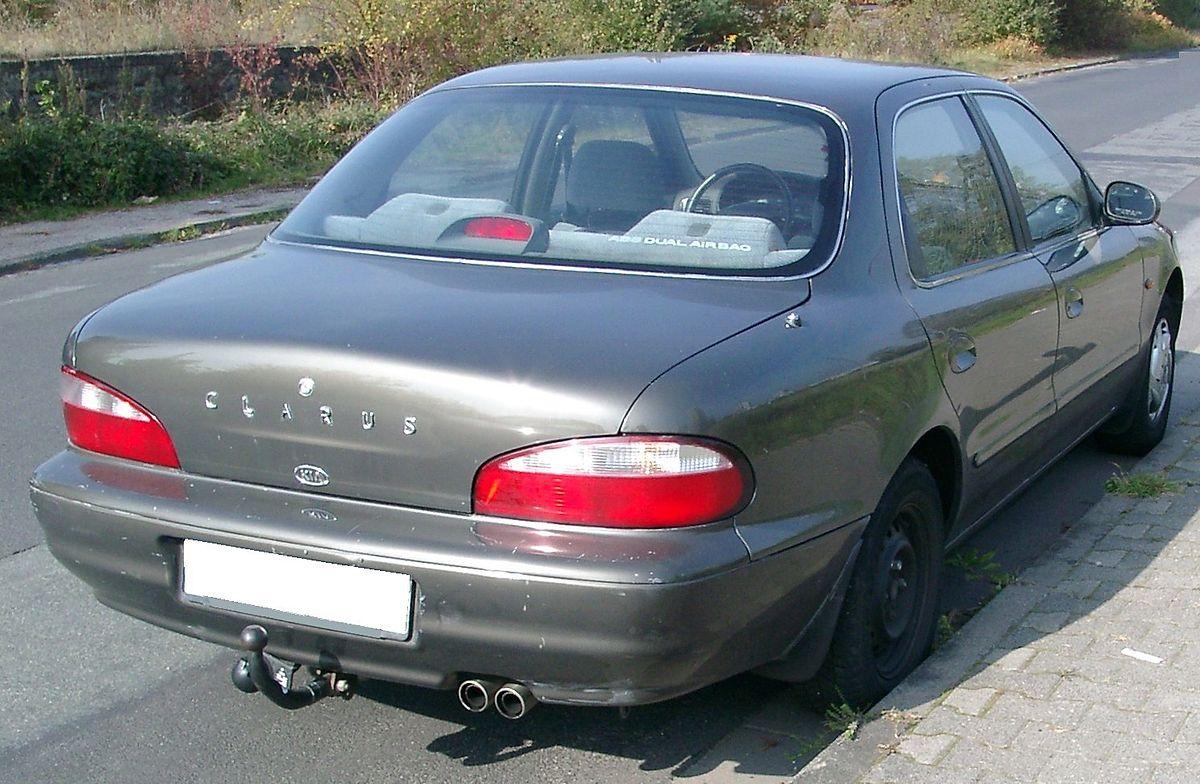 1996. 1996. Home / Cars / Kia / 1996 KIA CLARUS SERVICE AND REPAIR MANUAL
