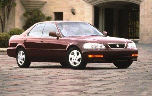 1996 acura tl service and repair manual rh repairmanualnow com 2008 Acura TL 1996 Acura RL