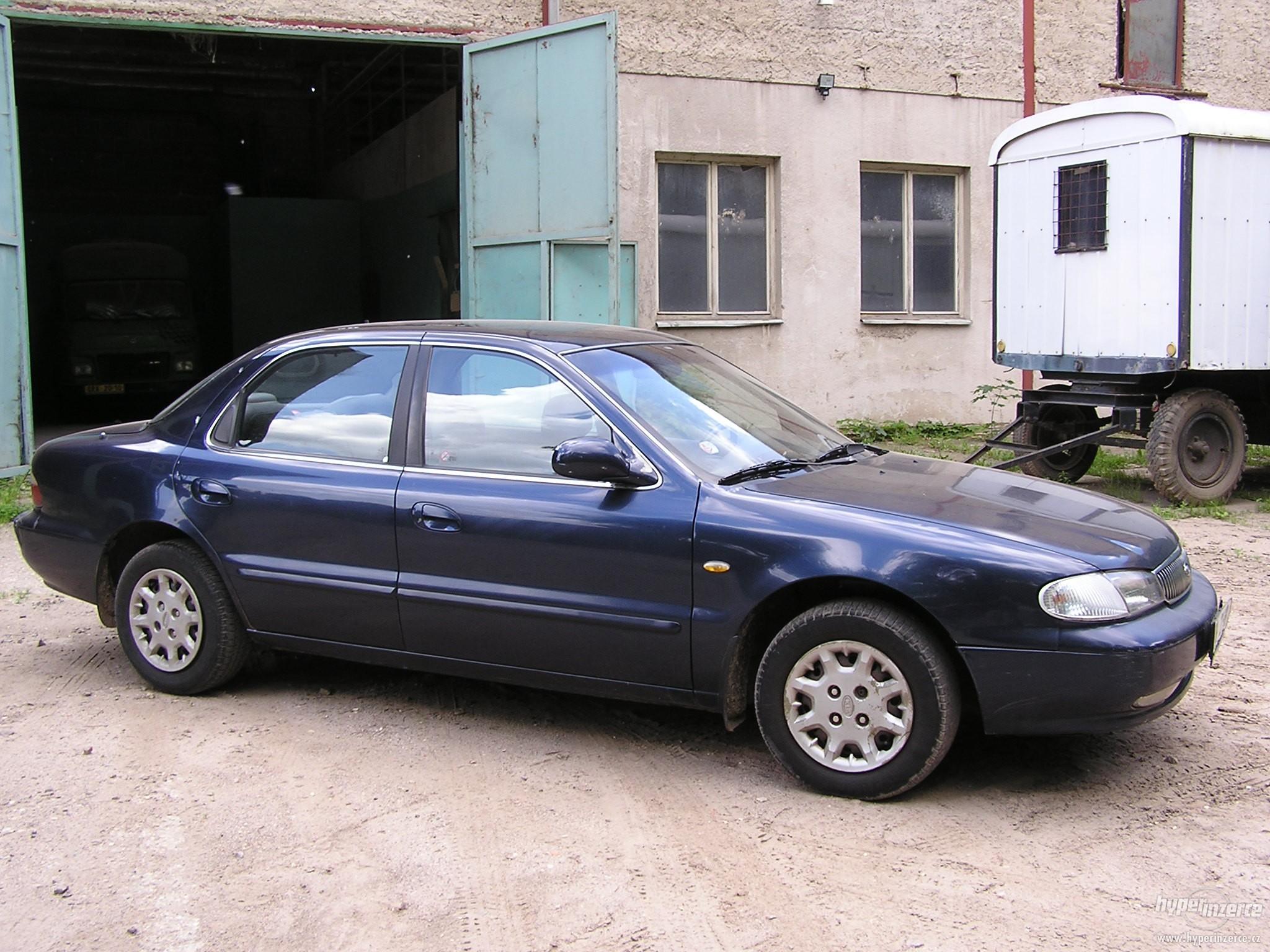 1997 kia clarus service and repair manual rh repairmanualnow com kia clarus 2000 service manual Kia Clarus RHD