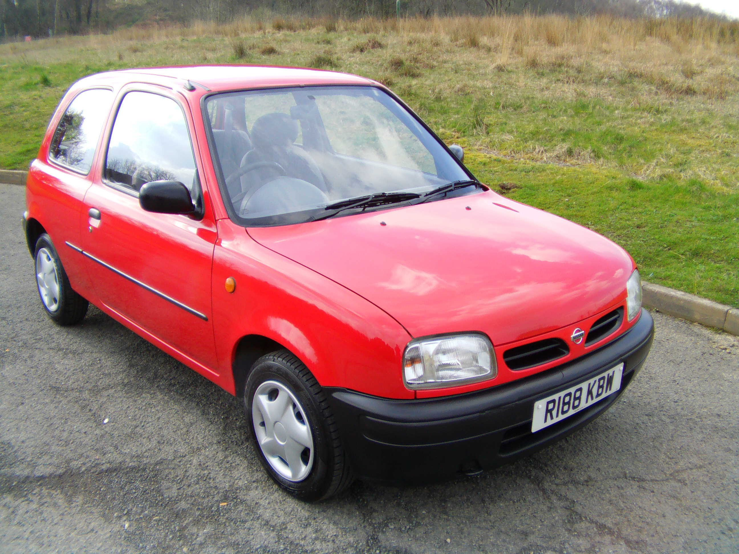 1998 · 1998 · Home / Cars / Nissan / 1998 Nissan Micra Service And Repair  Manual