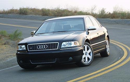 2001 Audi S8 (D2 - 4D) Service And Repair Manual ...
